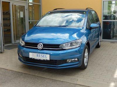 used VW Touran Trendline TDI SCR