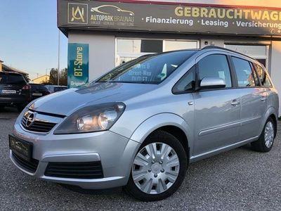 used Opel Zafira Edition Plus 1,9 CDTI *KREIDT*EINTAUSCH*