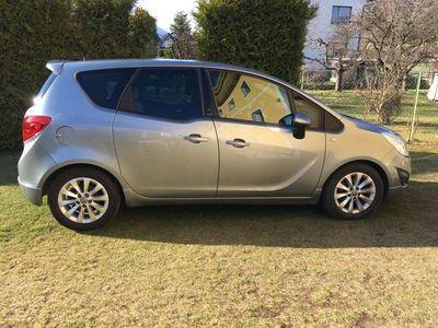 gebraucht Opel Meriva 1,4 ecoFlex Turbo Edition 30 Start
