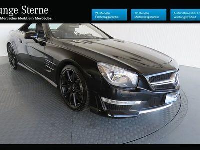 gebraucht Mercedes SL63 AMG Mercedes-AMGRoadster