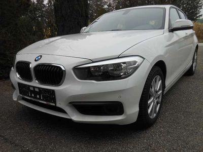 gebraucht BMW 114 d / 95 PS # Finanzierung € 100,31 mtl.