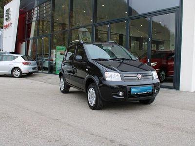 gebraucht Fiat Panda 4x4 1,2 69 Plus