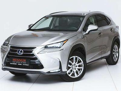 gebraucht Lexus NX300h Limited Hybrid SUV / Geländewagen