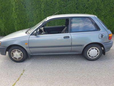 gebraucht Toyota Starlet 1.3 xli Klein-/ Kompaktwagen