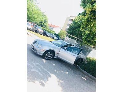 """usata Jaguar S-Type 3,0 V6 \""""Sport\"""" Limited Edition"""