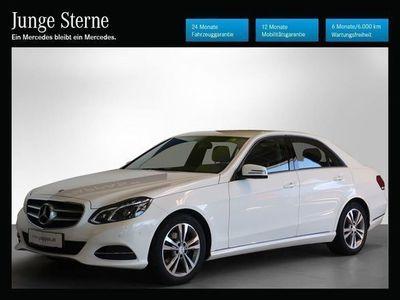 used Mercedes E200 BlueTEC Avantgarde A-Edition