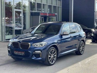 gebraucht BMW X3 X3 MM40d, Navi-Pro, Kamera, LKHZ, AHK, SZBL, Har...