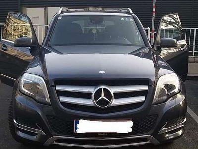 gebraucht Mercedes GLK220 CDI 4MATIC SUV / Geländewagen