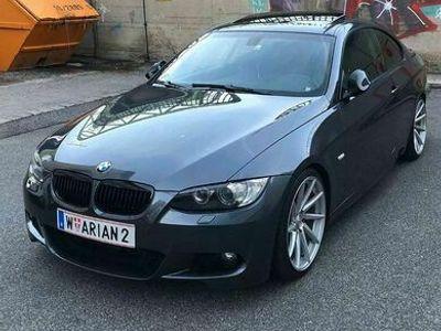 gebraucht BMW 320 3er-Reihe E92 D Sportwagen / Coupé
