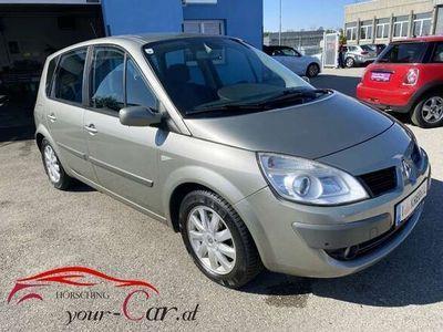 gebraucht Renault Scénic II Dynamique 1,9 dCi DPF Aut. Kombi / Family Van