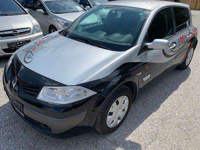 gebraucht Renault Mégane Emotion 1,5 dCi -PICKERL BIS 02.2020 - KLIMA Klein-/ Kompaktwagen,