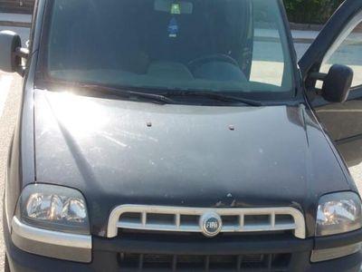 gebraucht Fiat Doblò 1.9 JTD Malibu Klima