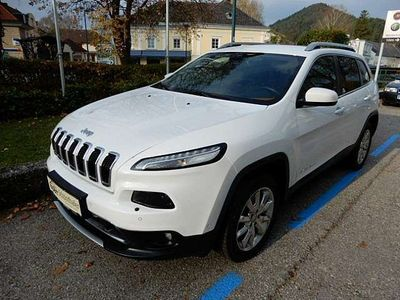 brugt Jeep Cherokee 2,2 MultiJet II AWD Limited Aut. Limited