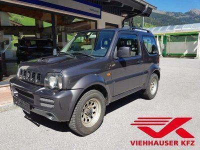 gebraucht Suzuki Jimny 1,5 VX DDiS*Wenig Kilometer*Export*