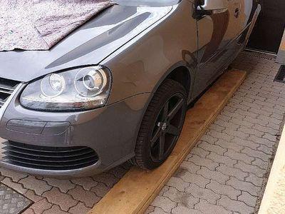 gebraucht VW Golf V R32 V6 DSG 4Motion Sportwagen / Coupé