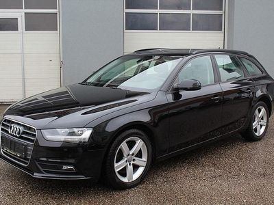 gebraucht Audi A4 Avant 2,0 TDI DPF Aut. *1.Besitz*