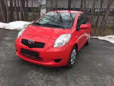 gebraucht Toyota Yaris 1,4 D-4D