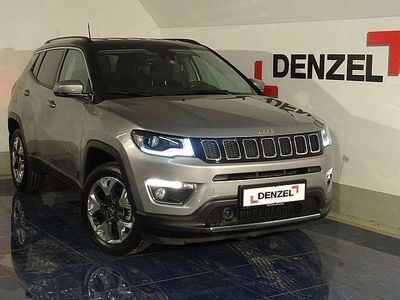 brugt Jeep Compass 1,4 MultiAir AWD Limited 9AT Aut. SUV / Geländewagen,