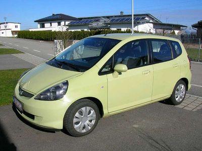 gebraucht Honda Jazz 1,2 LS Cool & Sound Klein-/ Kompaktwagen,