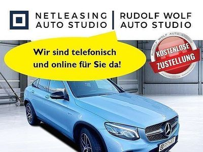 gebraucht Mercedes GLC43 AMG AMG Coupé 4MATIC, 367 PS, 5 Türen, Automatik