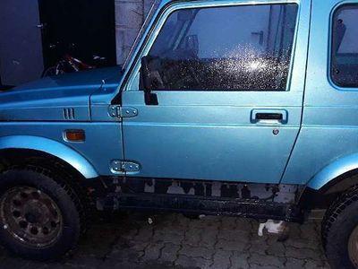 gebraucht Suzuki Samurai sj50-1/sj80v/a SUV / Geländewagen
