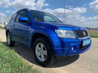 gebraucht Suzuki Grand Vitara Vitara1,6 VVT deluxe + *Eintausch*Finanz...