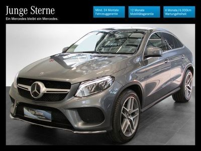 gebraucht Mercedes 350 GLE Coupéd 4MATIC Aut.