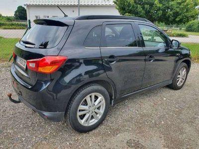 gebraucht Mitsubishi ASX 1,8 DI-D LP 4WD Intense + SUV / Geländewagen