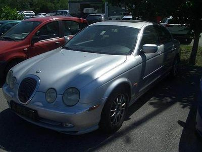 gebraucht Jaguar S-Type 4,0 V8 Sport Aut.