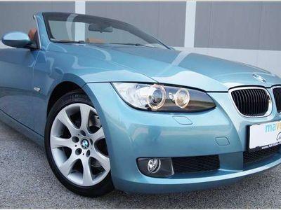 gebraucht BMW 320 Cabriolet i E93 *** ERSTBESITZ im SAMMLER ZUSTAND ***