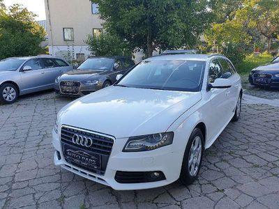 gebraucht Audi A4 Avant 2,0 TDI-LEDER-XENON-TEMPOMAT-ERSTBESITZ Kombi / Family Van