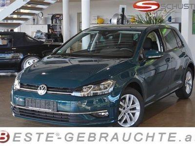 gebraucht VW Golf VII TSI 1.4 Comfortline Sound LED Navi Standh