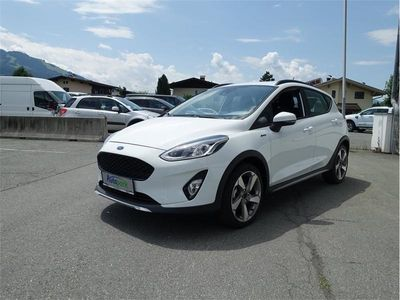 gebraucht Ford Fiesta Active Colour-Line 1,0 EcoBoost Start/Stop Limousine