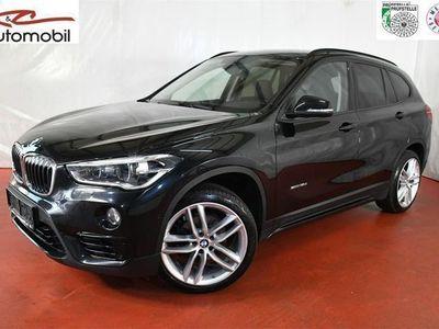 gebraucht BMW X1 sDrive18d Sport Line Plus Ö.-Paket