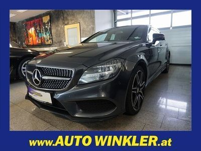 gebraucht Mercedes CLS250 Shooting Brake d 4MATIC Aut AMG Line