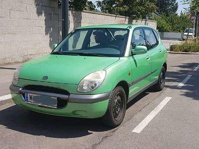 gebraucht Daihatsu Sirion Klein-/ Kompaktwagen