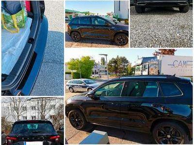gebraucht Skoda Karoq 2.0 TSI 4x4 DSG SPORTLINE Benzin 190 PS SUV / Geländewagen