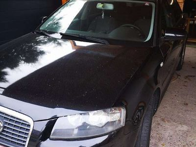 gebraucht Audi A3 Sportback 2.0 Tdi 8P Limousine
