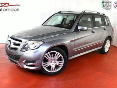 gebraucht Mercedes GLK200 CDI BlueEfficiency Aut.