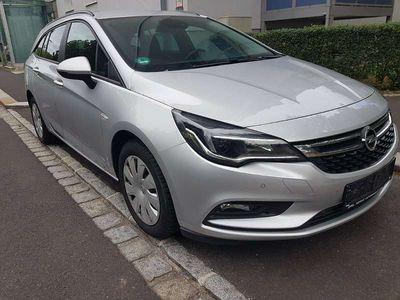 gebraucht Opel Astra AstraST 1,6 BiTurbo CDTI Neue Pickel ÖAMTC Kombi / Family Van