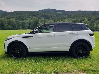 used Land Rover Range Rover evoque HSE Dynamic SD4 Aut.