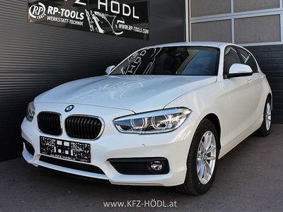used BMW 116 1er-Reihe d *NEUWAGENZUSTAND*NAVI*LED*SITZHEIZUNG*EINP... Limousine,