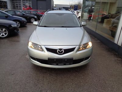 brugt Mazda 6 Sport CD120 CE TD