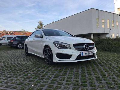 gebraucht Mercedes CLA220 CDI Aut. *AMG Line*