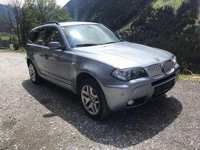 gebraucht BMW X3 3,0sd Österreich-Paket Aut. MSport SUV / Geländewagen
