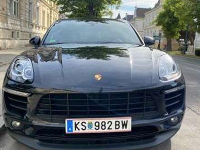 gebraucht Porsche Macan S 3,0 DSG
