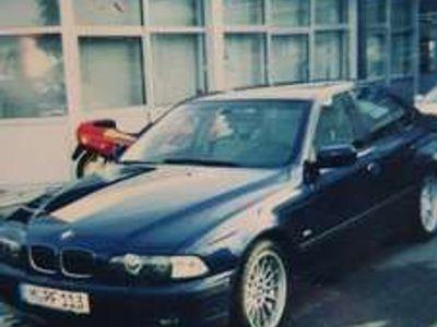 gebraucht BMW 540 5er-Reihe Kombi E39 touring Österreich-Paket Aut.