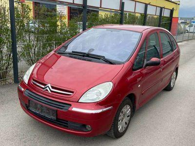 gebraucht Citroën Xsara Picasso 1,6 Benzin Klimaautomatik Fensterheber