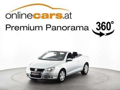 gebraucht VW Eos 2,0 TDI EXTRAS Cabrio / Roadster,