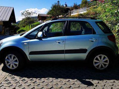 gebraucht Suzuki SX4 1,6 GL 5DR 4WD Klein-/ Kompaktwagen